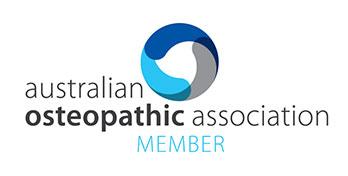 Australian Osteopathic Association Logo